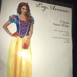 Size Large Snow White costume